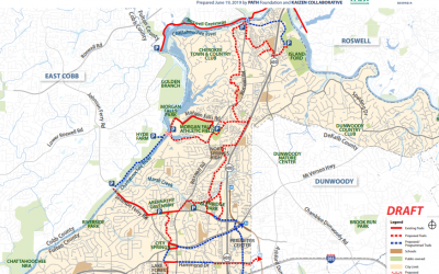 Sandy Springs Preliminary Trail Master Plan